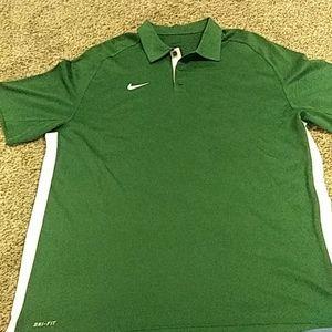 Nike Dri-Fit Golf Polo Shirt size XL